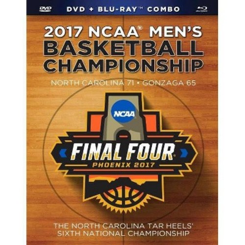 2017 NCAA Men's Basketball Championship [DVD] [Blu-Ray]