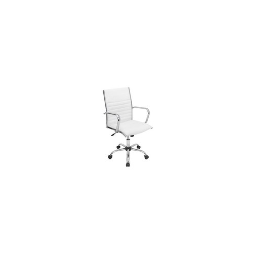 Lumisource OFC-AC-MSTR W Master Office Chair - White