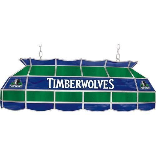 Trademark Games Minnesota Timberwolves 40'' Tiffany Lamp