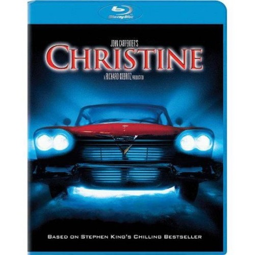 Christine [Includes Digital Copy] [UltraViolet] [Blu-ray]