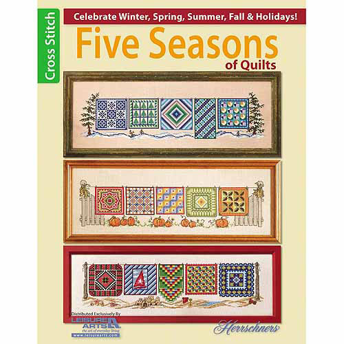 Leisure Arts, Five Seasons of Quilts