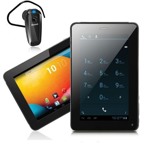 Indigi 7inch 2-in-1 Android 4.2 Jellybean TabletPC + SmartPhone w/ Dual-Cameras + Dual-Sim + WiFi + Bluetooth Headset Included