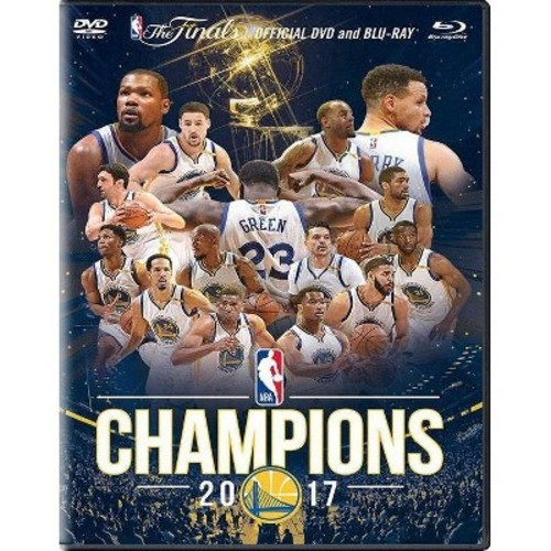 2016-17 NBA Champions [DVD] [Blu-Ray]