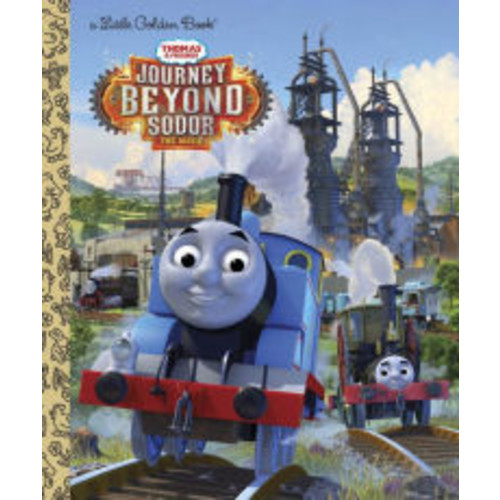 Journey Beyond Sodor (Thomas & Friends)