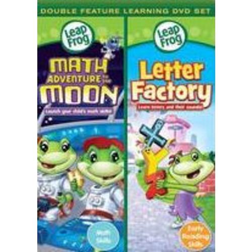 Leapfrog Letter Factor/Math Adventure