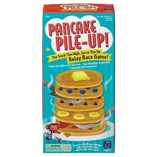 Pancake Pile-Up! Race Game