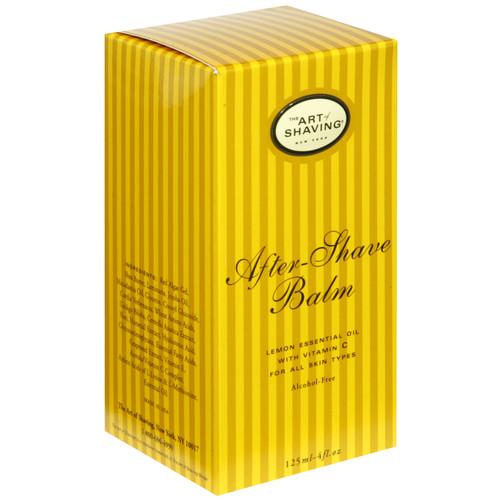 The Art of Shaving After-Shave Balm - Lemon by for Men - 3.3 oz After-Shave Balm
