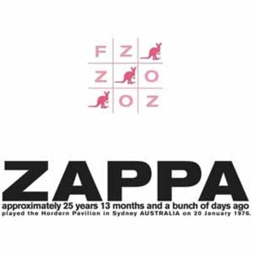 Frank Zappa - FZ:OZ [Audio CD]