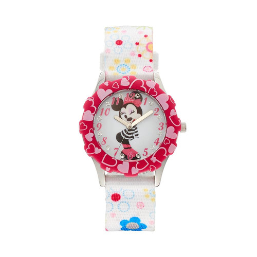 Disney's Minnie Mouse Girls' Watch