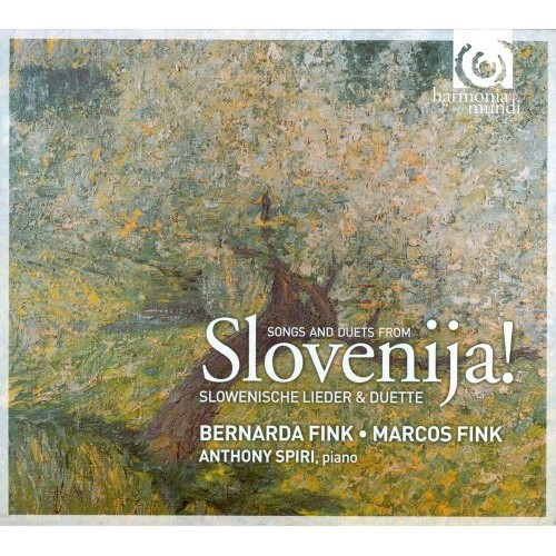 Slovenija! [CD]