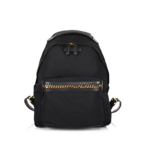 Medium Nylon Falabella Backpack
