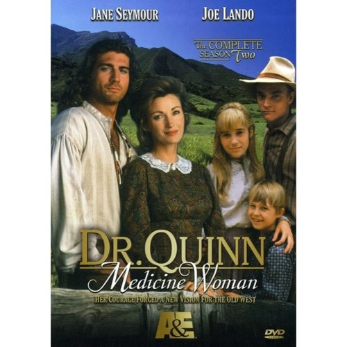 Dr. Quinn:Medicine Woman - The Complete Season Two