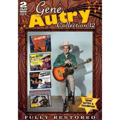 Gene Autry: Collection 12 [2 Discs] [DVD]