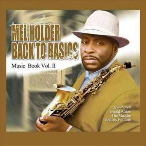 Back to Basics: Music Book, Vol. II [CD]