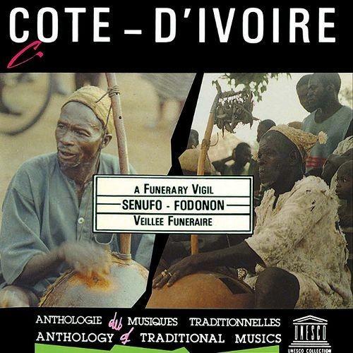 Ivory Coast: A Funerary Vigil [CD]