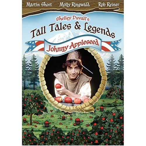 Shelley Duvall's Tall Tales & Legends - Johnny Appleseed