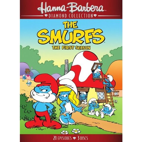 The Smurfs: The Complete First Season [2 Discs] [DVD]