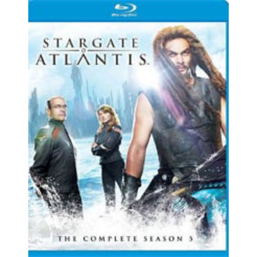 Stargate Atlantis: the Complete Season 5