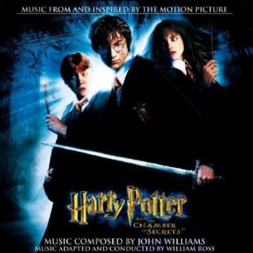 Harry Potter and the Chamber of Secrets [CD]