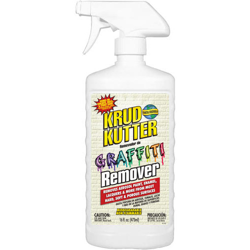 Krud Kutter Graffiti/Paint Remover - 16 oz.