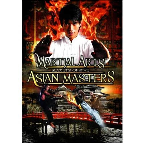 Martial Arts: Secrets of the Asian Masters [DVD] [English] [2013]