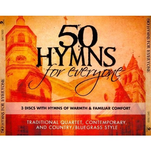50 Hymns for Everyone [CD]