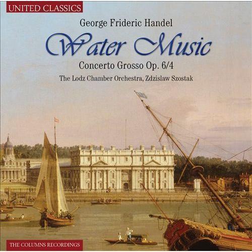 Water Music - CD