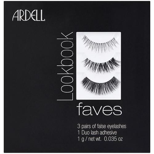Mini Faves Lash Lookbook + Duo