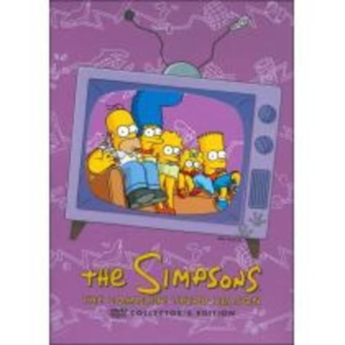 The Simpsons: The Complete Third Season [4 Discs] [DVD]
