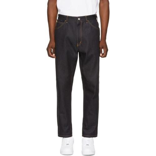 JUNYA WATANABE Indigo Slim Jeans