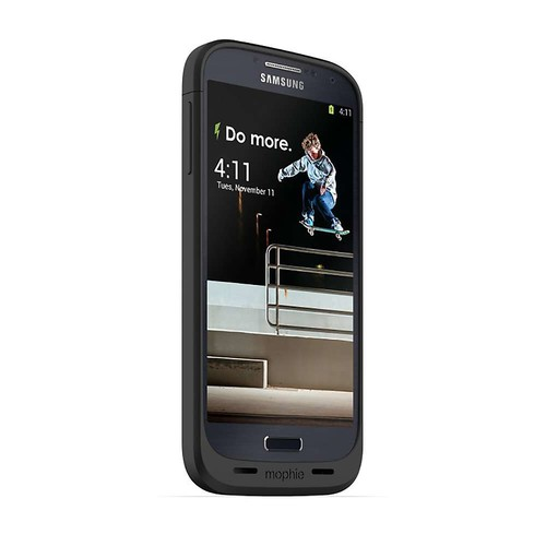 mophie juice pack for Samsung Galaxy S4 (Black)