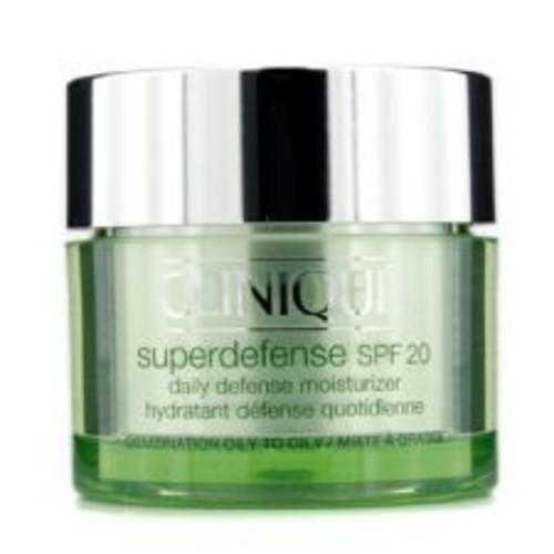 Clinique Superdefense Daily Defense Moisturizer SPF 20 (Combination Oily to Oily)