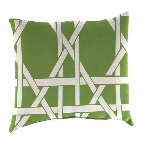 Jordan Manufacturing Rectangular Toss Pillow, Kane Palm