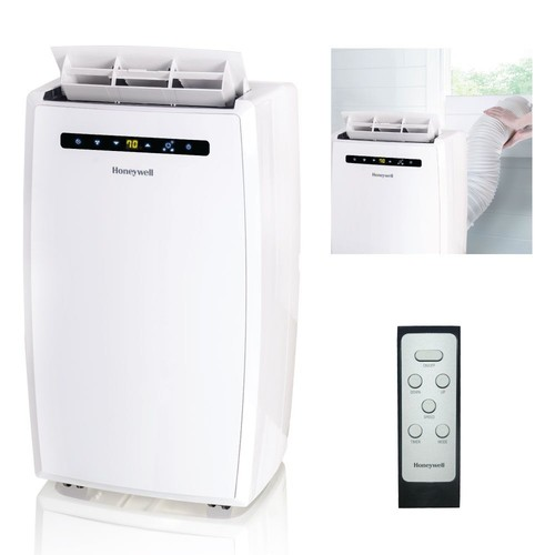 Honeywell MN10CESWW 10,000-BTU Room Portable Air Conditioner w/Remote Control