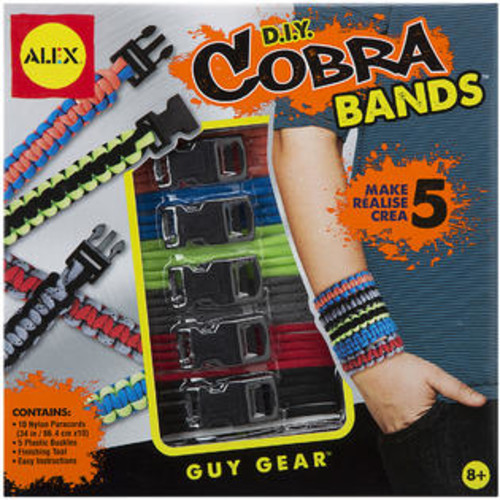 Alex Toys DIY Cobra Bands Kit-