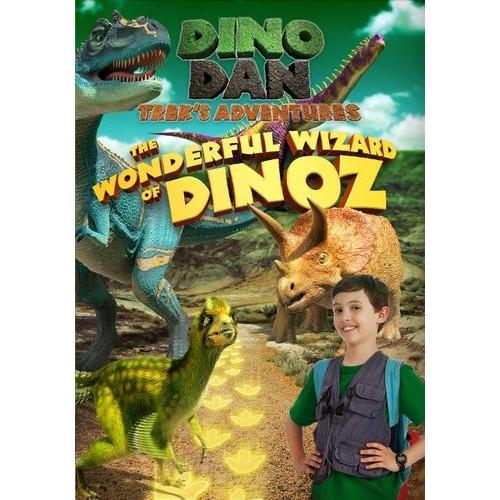 Dino Dan: The Wonderful Wizard of Dinoz [DVD]