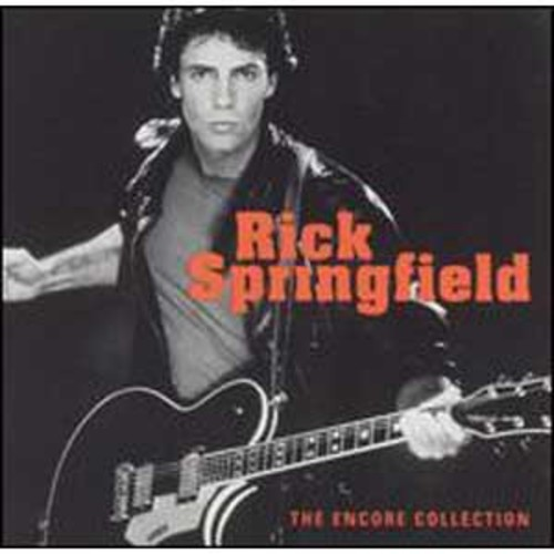 Rick Springfield [BMG Special Products] By Rick Springfield (Audio CD)