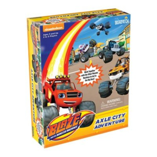 Briarpatch Standard Item Blaze And The Monster Machines Axle City Adventure