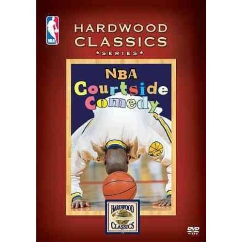 NBA Hardwood Classics: Courtside Comedy DVD
