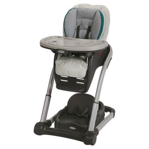 Graco Blossom 4n1 High Chair - Sapphire