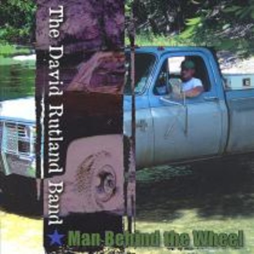 Man Behind the Wheel [CD]