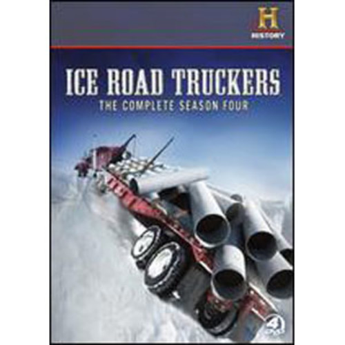 Ice Road Truckers: The Complete Season Four [4 Discs]