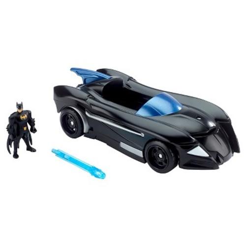 DC Comics Justice League 12 inch Action Figure - Batmobile and Batjet