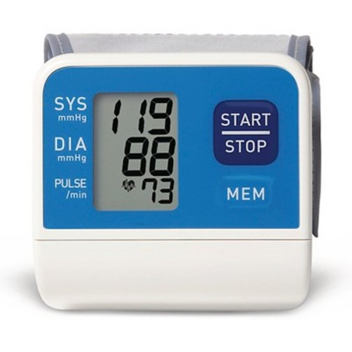 Automatic Wrist Blood Pressure Monitor - up & up