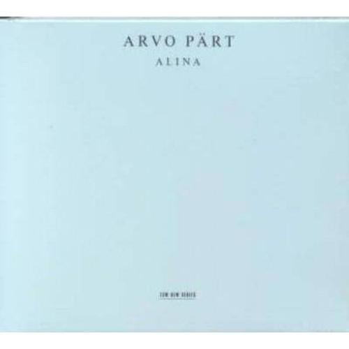 Arvo part - Part:Alina (CD)