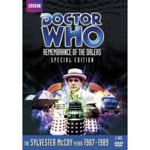 Doctor who remembrance of the daleks (DVD)