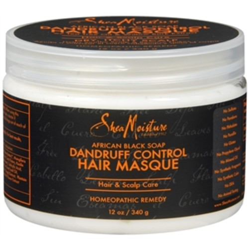 SheaMoisture Conditioning Mask, African Black Soap