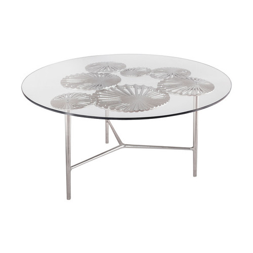 Dimond Home Coffee, Console, Sofa & End Tables LS Dimond Home Victoria Round Coffee Table
