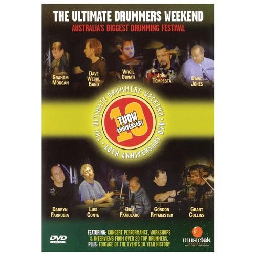 Ultimate Drummers Weekend #10