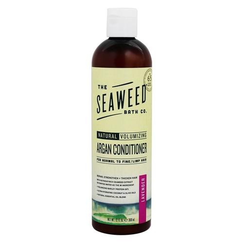 The Seaweed Bath Co Argan Conditioner, Volumizing Lavender, 12 Oz